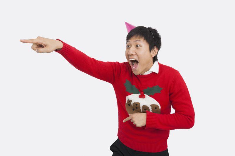 Die witzigsten Weihnachtspullover für die ganze Familie