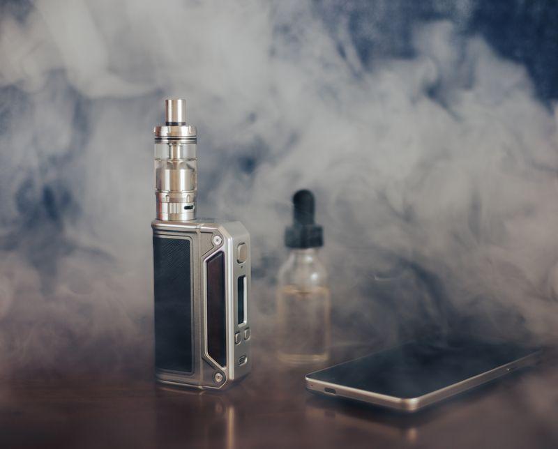 Die E-Zigarettensuche