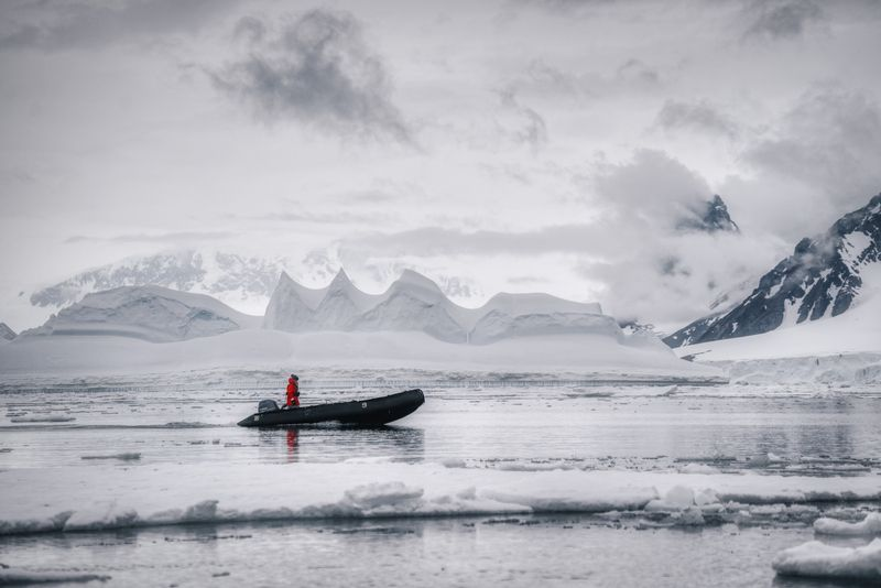 Unvergessliche Reisemomente: Das Polarmeer